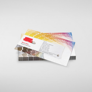 Premium Laminated Business Cards