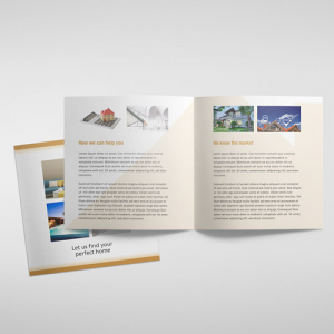 Premium Gloss Folded Brochures
