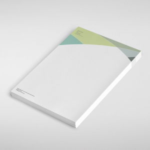 Recycled Stationery (White)