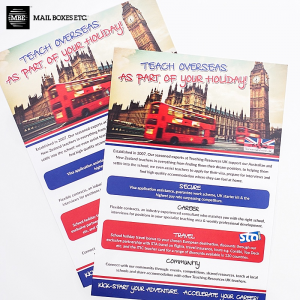 Regular Leaflets