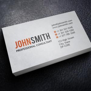 Business Cards - Digital Print