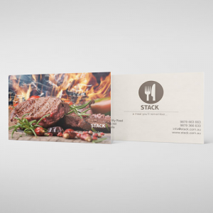 Regular Laminated Cards