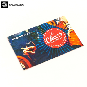 Postcards and Promotional Cards