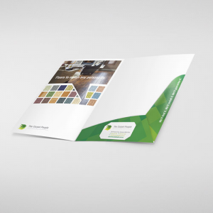 Speciality Smooth Uncoated Folders