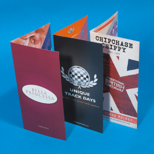 supplying folded leaflet artwork for print www wholesaleprint co