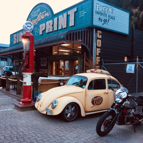 Printing, design and web in Queenstown