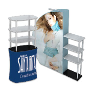 Fabric Display Racks