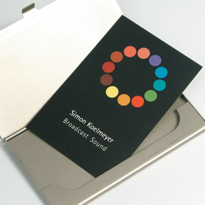 Just-A-Few Business cards