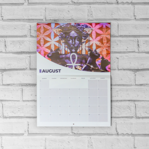 Twelve Month Calendars