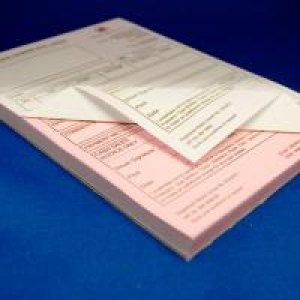 Invoice Books, Full colour Inkjet