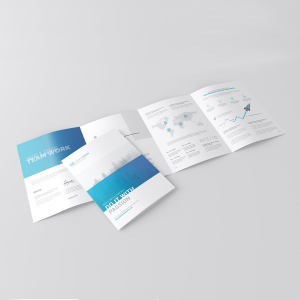 A4 Folded Brochures - 8 Page Foldout