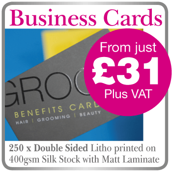 Business Cards Berkhamsted