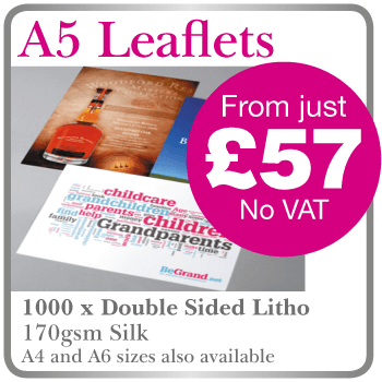 Cheap Leaflets Tring