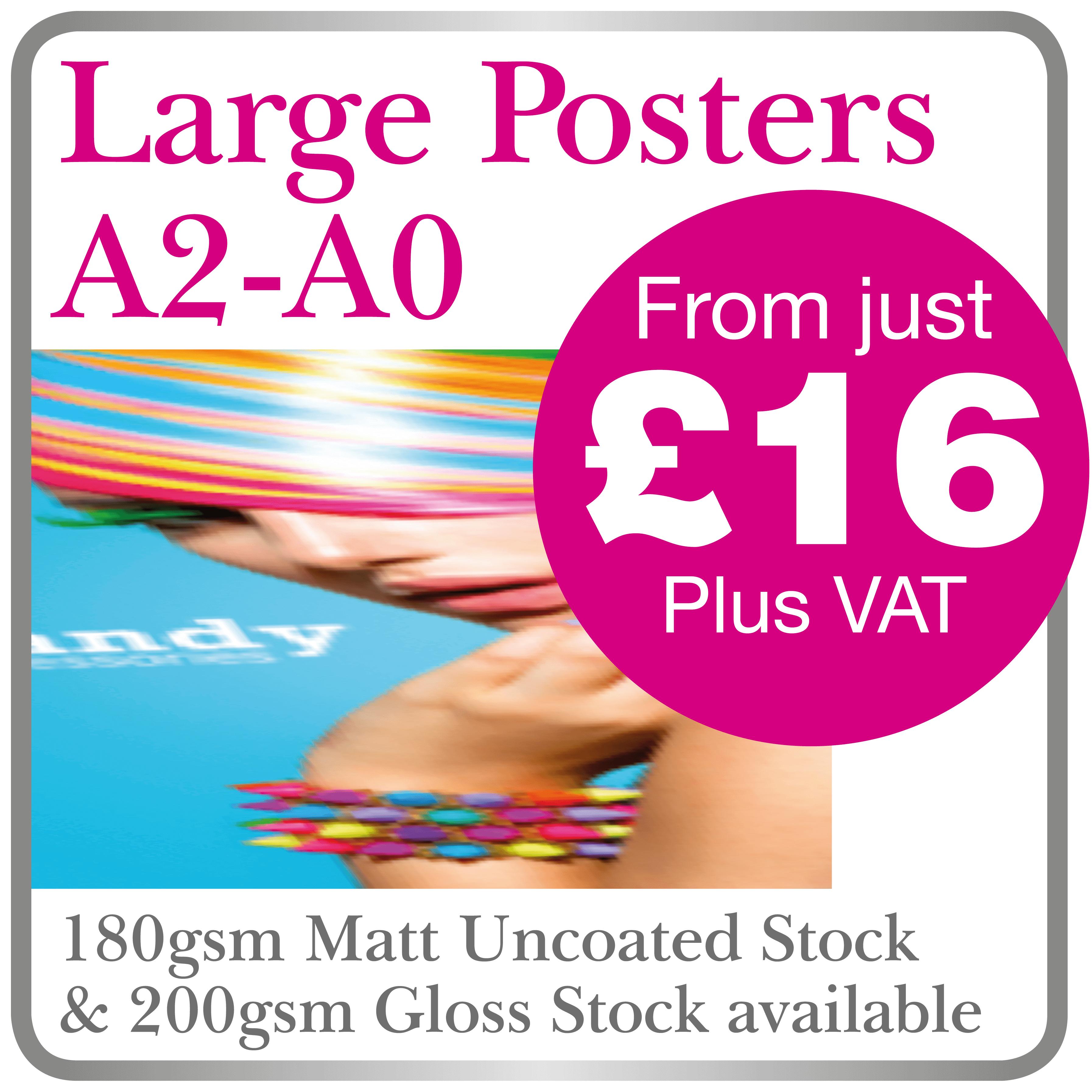 Poster Printing Berkhamsted