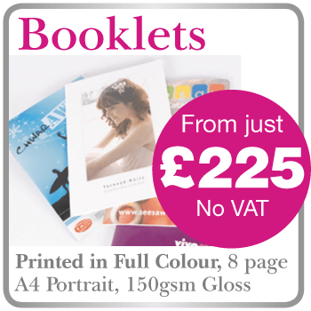 Booklet printing in Thame and Oxfordshire
