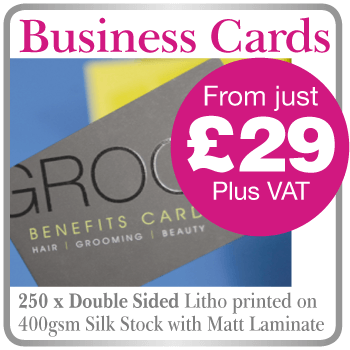 Business Cards Risborough