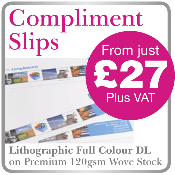 Compliment slips Amersham