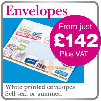 Envelope Printing Milton Keynes
