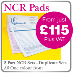 NCR pad printing Aylesbury and Buckinghamshire