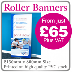 Cheap High Quality Roller Banners