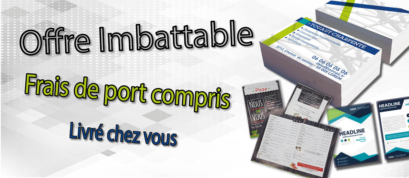 Offre imbattable