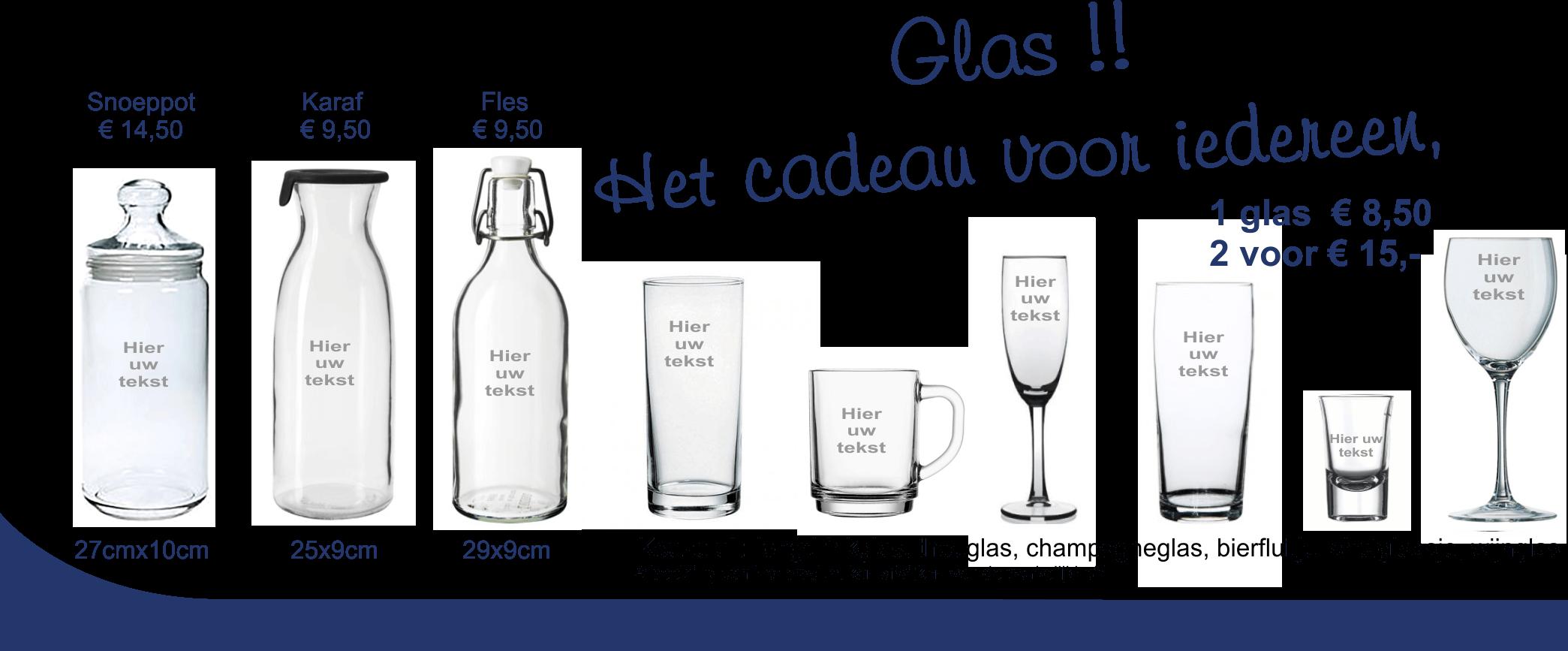 Glas bedrukken LowIe Kopie
