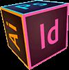 logo logiciels de création dépliant