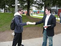 distribution de flyers à marseille