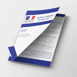 brochure document électoral