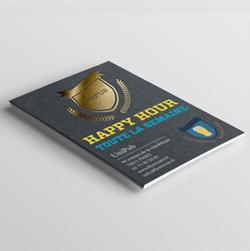 carte de visite 600g + dorure or ou argent