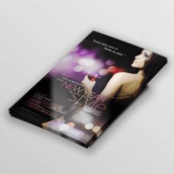 flyer 250g + pelliculage brillant 1 face