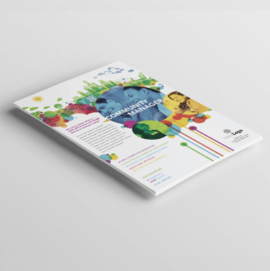 Flyer soft touch