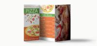 dépliant pizzeria