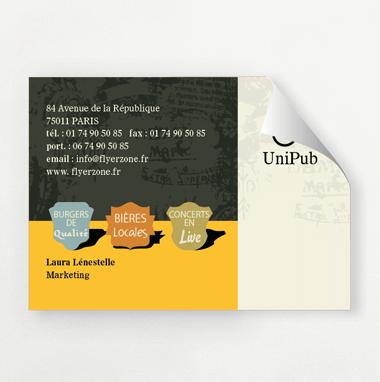 stickers et planche de stickers