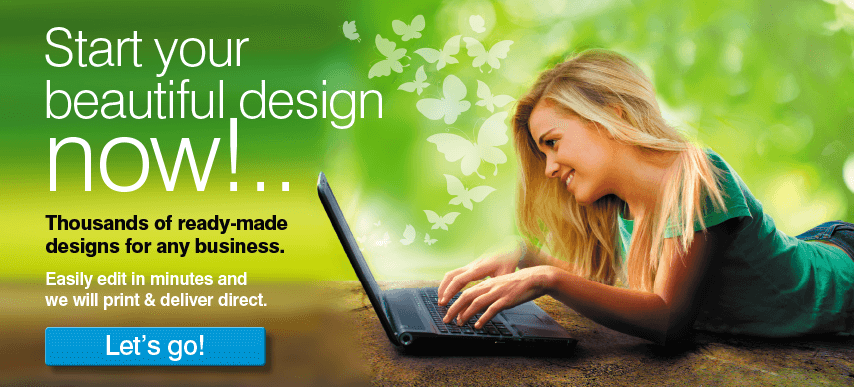 Start your design now
