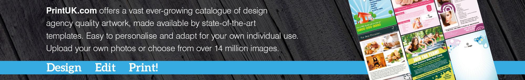 Print Design Templates
