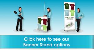 Standard Banner Stand