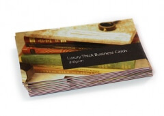 Luxury Thick Business Cards