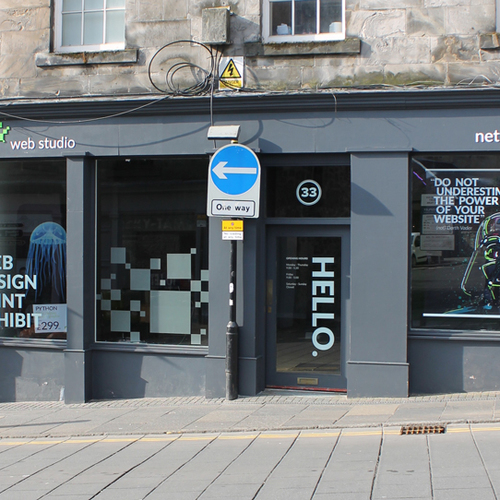 Printing, design and web in Stirling - Baker Street