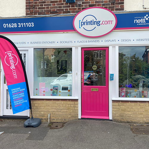 Printing, design and web in Maidenhead