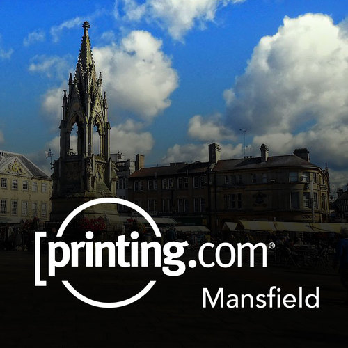 Printing, design and web in Mansfield