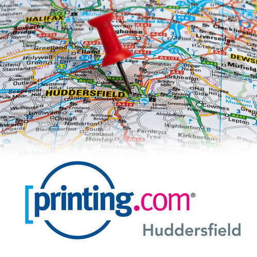 Printing, design and web in Huddersfield