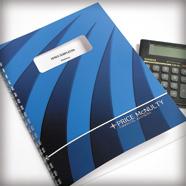 Report Covers & Document Corners