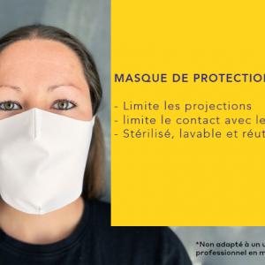 Masque de protection - Grand Public