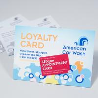 330gsm Pocket Appointment Cards