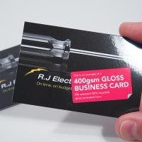 400gsm Gloss Lam Business Cards