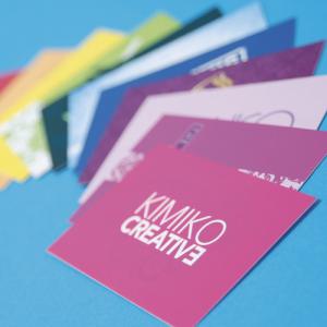 Business Card: Thickest Silk
