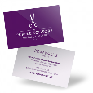Online print prices from local print studios printing uk product detail luxury bio business cards reheart Choice Image