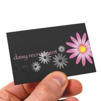 StarMarque Bio Spot UV Business Cards