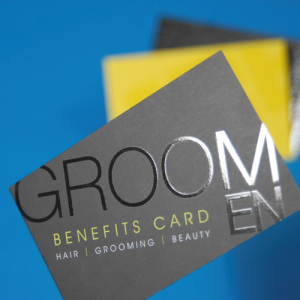 Business card printing in hartlepool the north east media print 400gsm spot gloss business card reheart Choice Image
